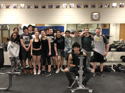 Weight Room Club
